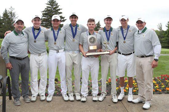 Hendricken Wins Golf Team Championship
