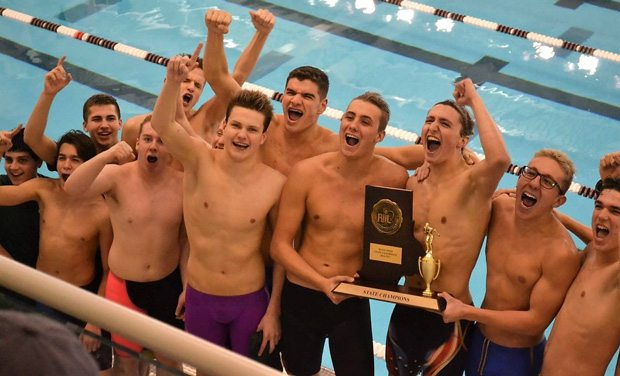 Swimming wins 30th State Title