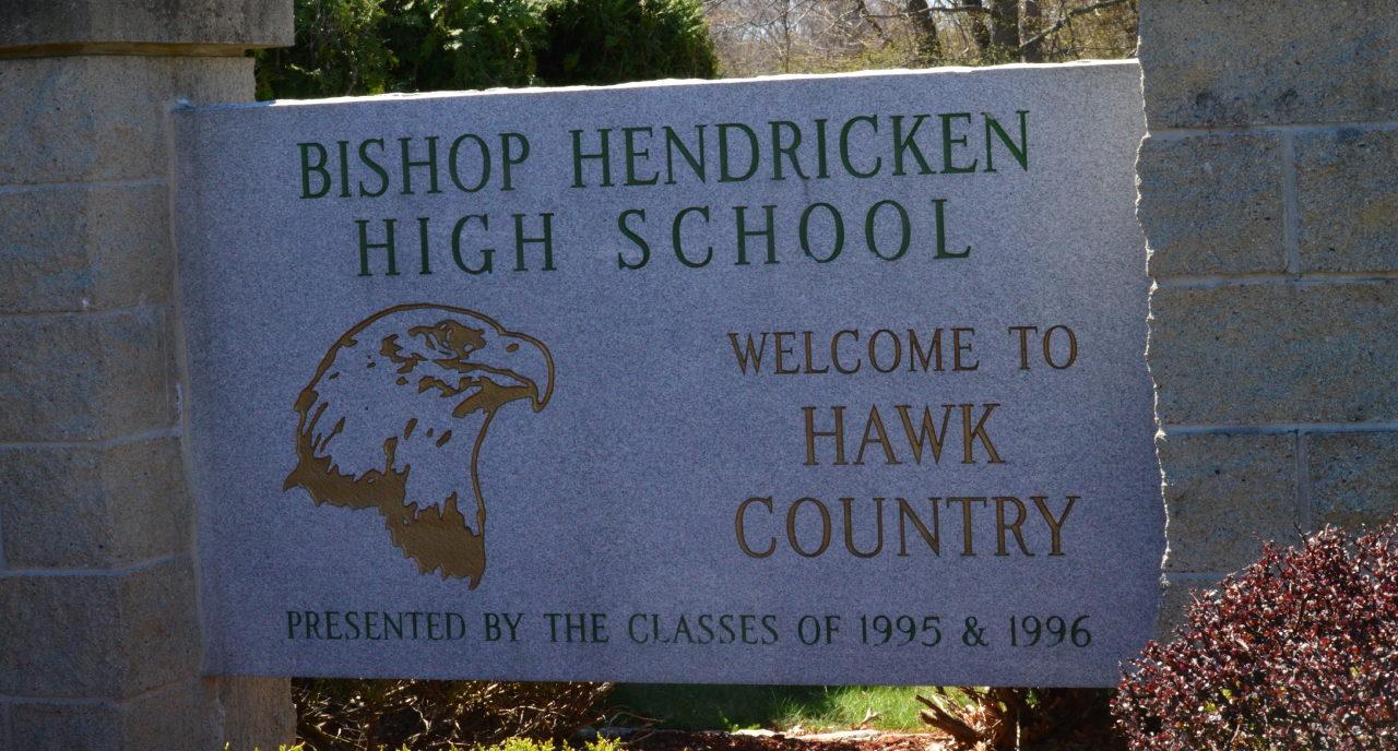 Bishop Hendricken announces new department chairs