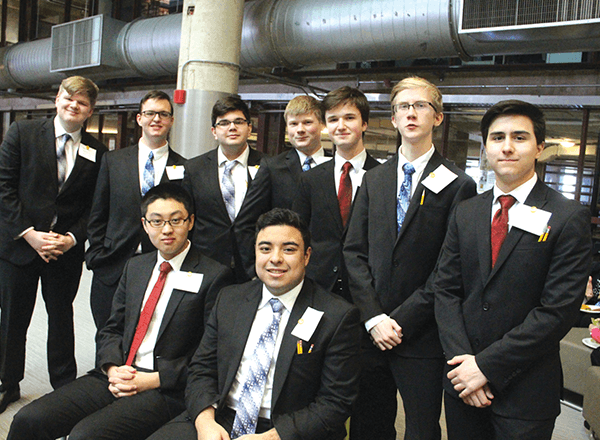 Academic Decathlon wins its 8th consecutive state competition