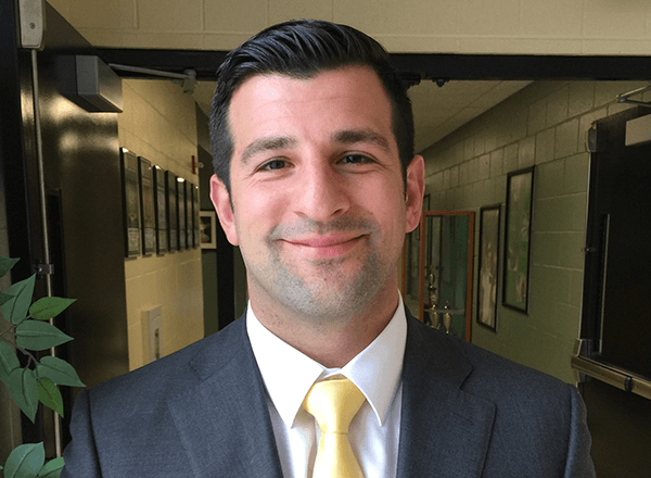 Top Administrative Changes Announced at Bishop Hendricken