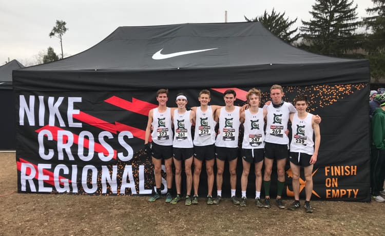 Cross Country Headed to Nationals