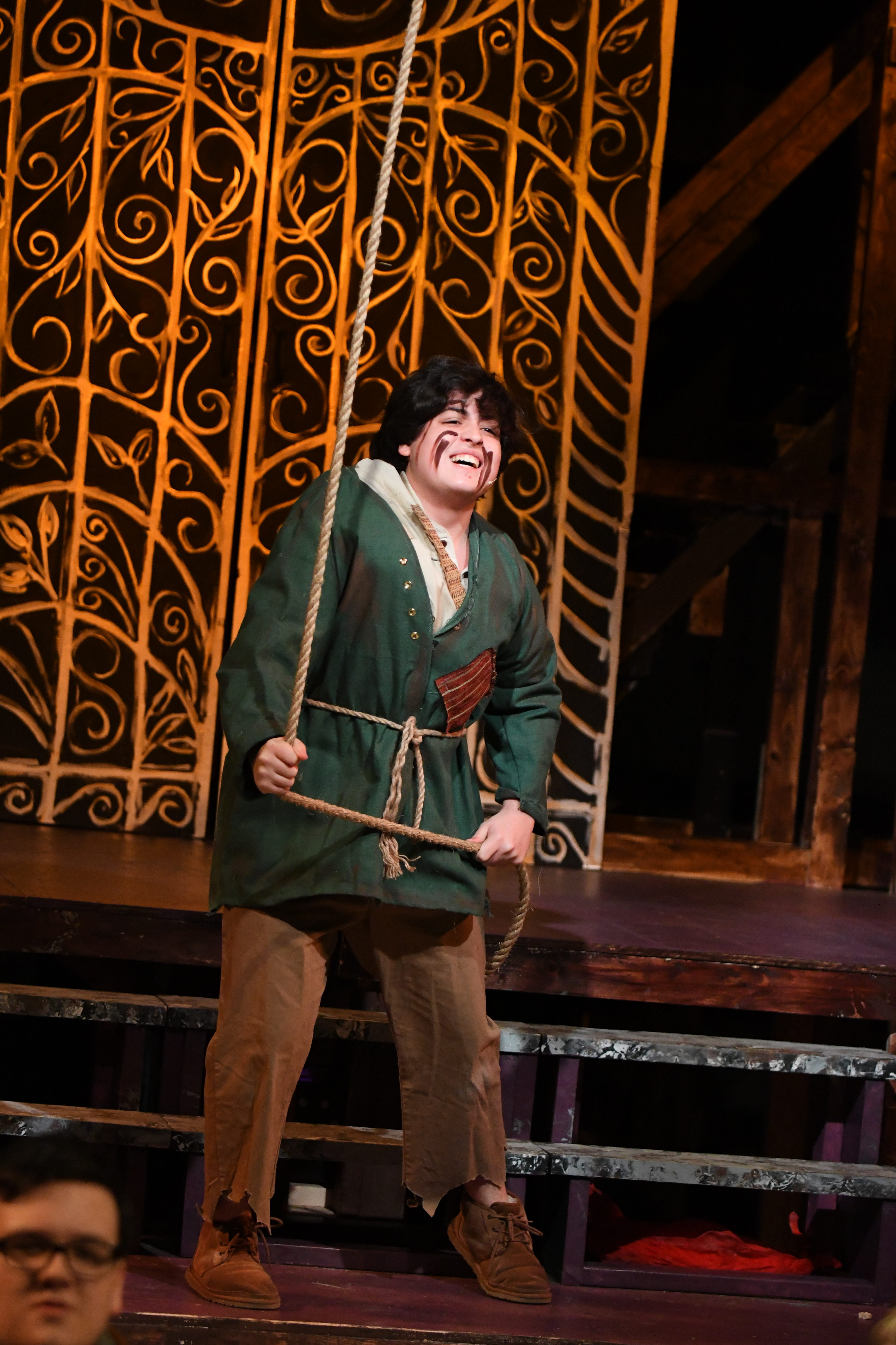 THE HUNCHBACK OF NOTRE DAME makes RI high school premiere at Bishop Hendricken